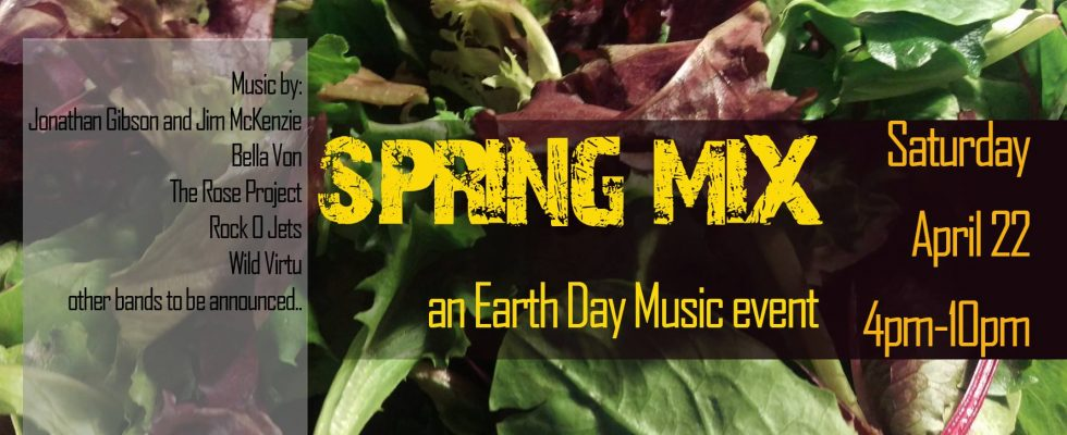 Earth Day Music Event
